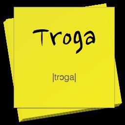 Troga