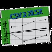 csv 2 xlsx