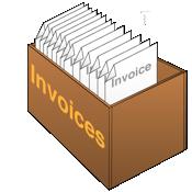 Invoices X