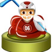 Air Hockey.