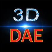 DAE Viewer 3D