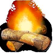 Fireplace 1.1 fireplace animated screensaver