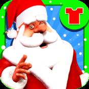 Santa dressup