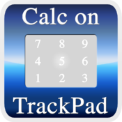 Calc on TrackPad