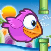 Flappy Pink Bird
