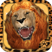 Virtual Pet Lion