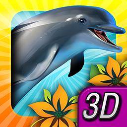 Dolphin Paradise 3d shotacon paradise
