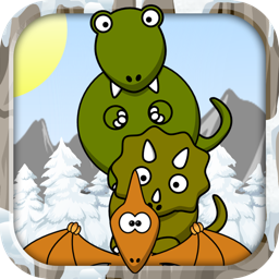 Dinosaur Stacker