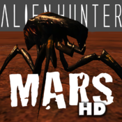 Alien Hunter Mars aliens