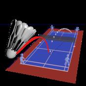 Badminton Board 3D