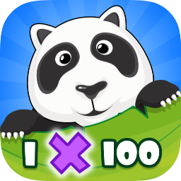 MEGA Multiplication 1-100