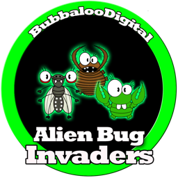 Alien Bug Invaders alien
