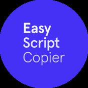 Easy Script Copier