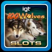 IGT Slots 100 Wolves