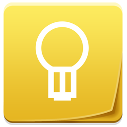 Notes for Google Keep