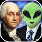 Presidents vs. Aliens aliens grip