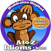 A to Z of Idioms + Jokes
