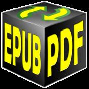 EPUB to PDF + PDF to EPUB