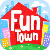 Fun Town by Touch & Learn