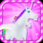 Flappy Rainbow Unicorn