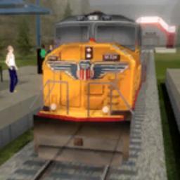 Train Driver Simulator