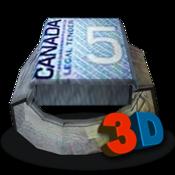 Canadian Dollar Origami