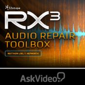 AV for iZotope RX 3 - Audio Repair Toolbox