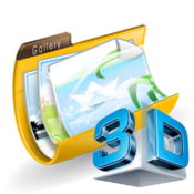 3D Photo or Video Gallery
