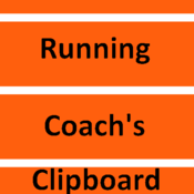 Running Coach`s Clipboard