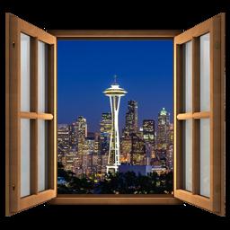 Magic Window 4K - Timelapse Wallpaper & Screen Saver