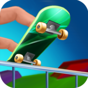 Fingerboard 3D Jumper Pro