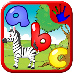 ABC Preschool Word Jigsaw Puzzles - teaches the English phonetic alphabet