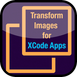 Tranform Images for XCode Apps