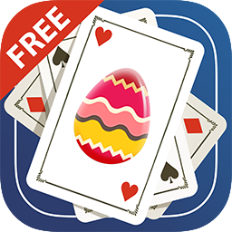 Holiday Solitaire. Easter Free solitaire