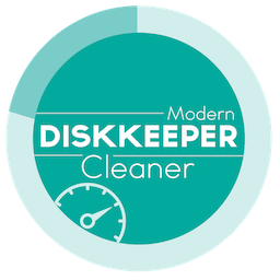 DiskKeeper: Cleaner - Modern