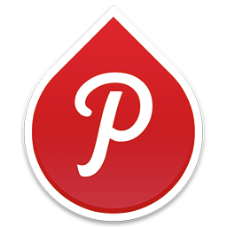 App for Pinterest - Menu Bar or Window Experience - It`s About Time
