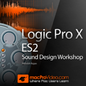 Course in Sound Design for Logic Pro X`s ES2