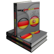 MYJMK German <-> Spanish Basic Dictionary