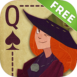 Solitaire Halloween Story Free