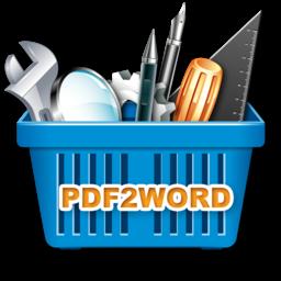 PDF2WORD - Convert PDF to DOC DOCX