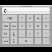 Full Screen RPN Calculator
