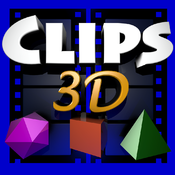 Clips 3D for iMovie and FCPX