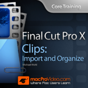 Course for Import and Organize in FCPX