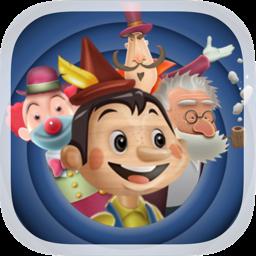 PINO - Pinocchio - interactive storybook