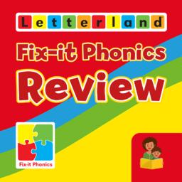 Fix-it Phonics Review - Learn letter sounds