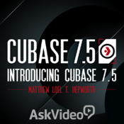 AV For Cubase 7.5 - Introducing Cubase