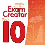 Maths Practice Exam Creator - Year 8