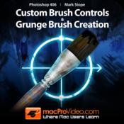MPV`s Photoshop CS5 406 - Custom Brush Creation controls