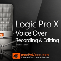 VO Recording And Editing Course For Logic Pro
