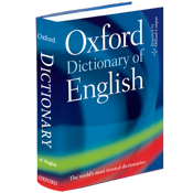 Oxford Dictionary of English 1.1
